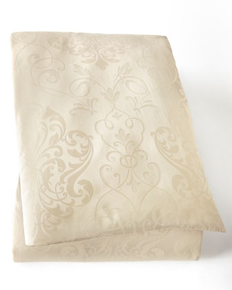 Ecru Ornato Bedding