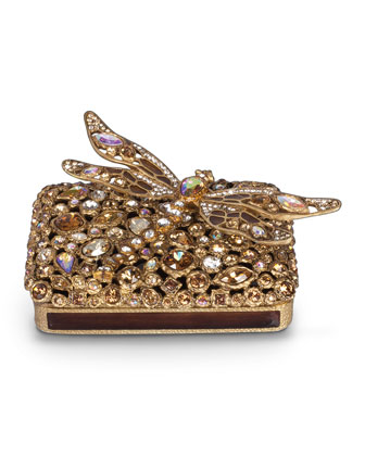 Fredrico Bejeweled Dragonfly Box