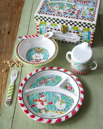 Tender Tidings Dinner Set