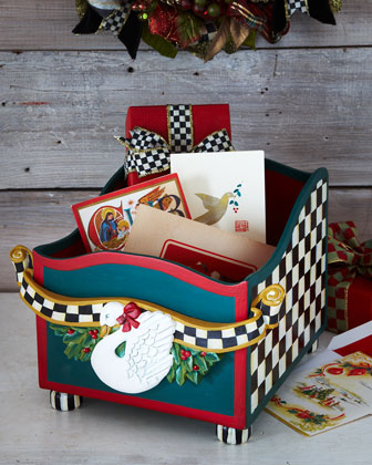 Holiday Card Box