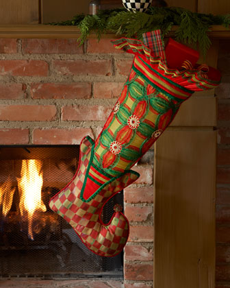 Jollity Christmas Stocking