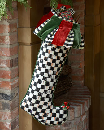 Balloonery Festoonery Christmas Stocking