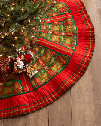 Jollity Christmas Tree Skirt