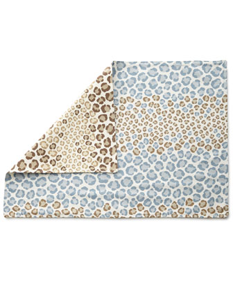 Leopard-Print Placemats & Napkins