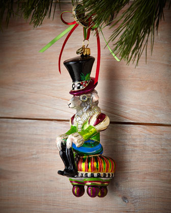 Handcrafted Glass Ornaments