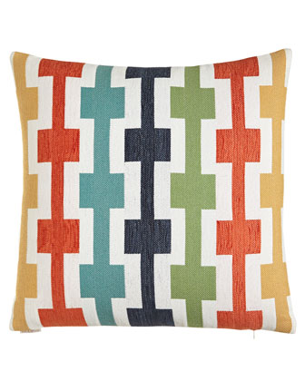 Tamsin Blocks Pillow