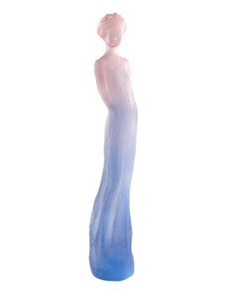 Blue & Pink Sophie Figurine