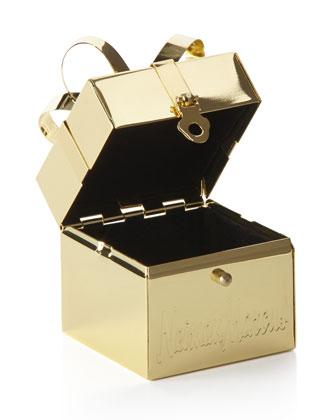 Neiman Marcus Gift Box Christmas Ornament