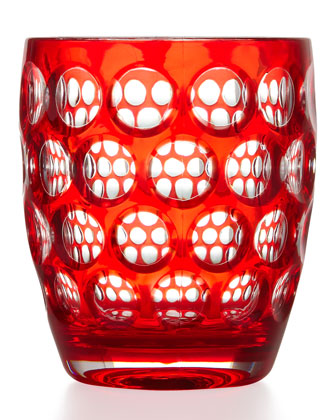 Lente Basso Acrylic Drinkware