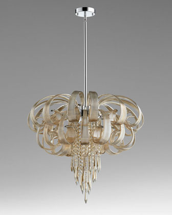 Astor 10-Light Chandelier