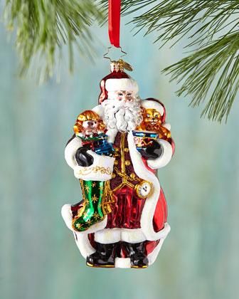 A Christmas Classic Ornament