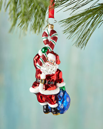Citizen Cane Christmas Ornament