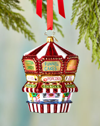 Funnel Fun Christmas Ornament