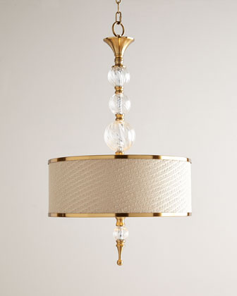 Deauville Three-Light Pendant Light