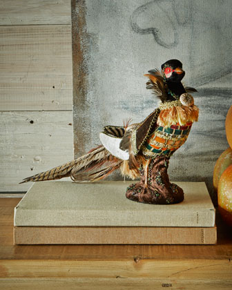 Pheasant Figure