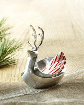 Reindeer Tidbit Bowl