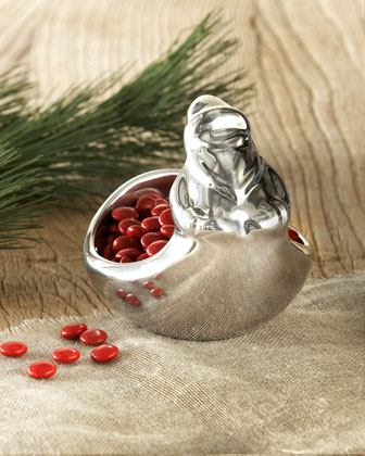 Santa Tidbit Bowl