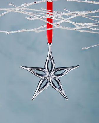 Classic Modern Christmas Ornaments