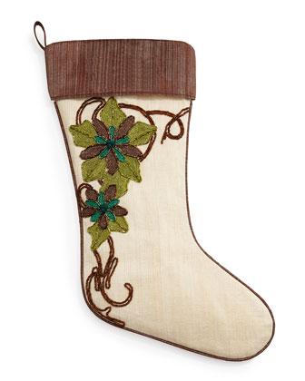 Woodland Christmas Stockings