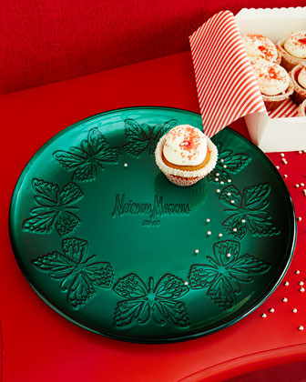 2014 Neiman Marcus Holiday Platter