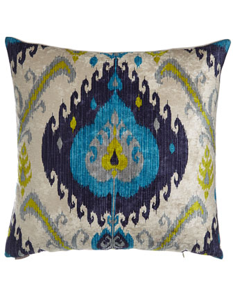 Samarkind Peacock Pillow