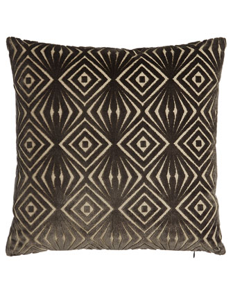 Graphic Accent Pillow