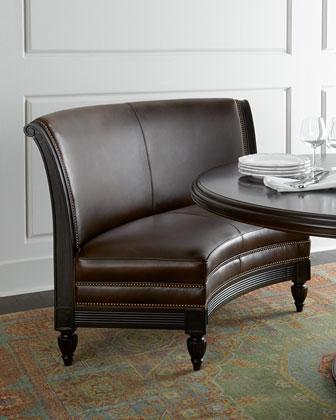 Tanquay Banquette & Trisha Dining Furniture