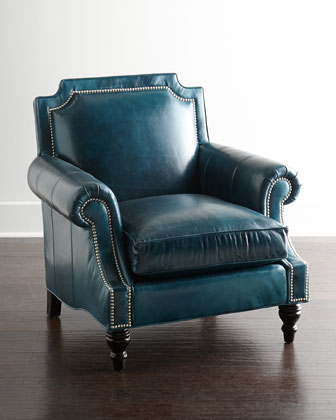 Echo Mountain Leather Chair