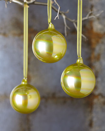 Ball Christmas Ornaments