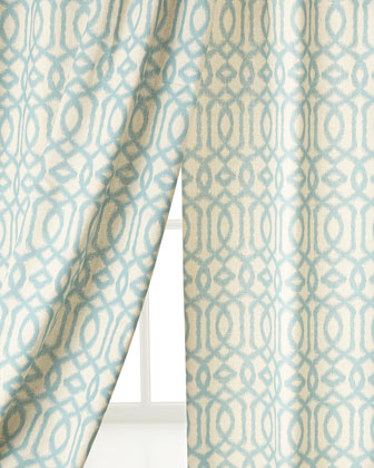 SOFTLINE HOME FASHIONS Kalika Curtains