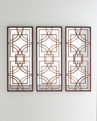 Kiely Mirrored Panel