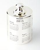 NM 2015 Calendar Paperweight