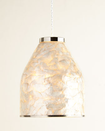 Kailani Textured Pendant Light