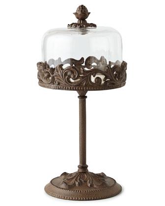 Acanthus Scroll Dessert Pedestal