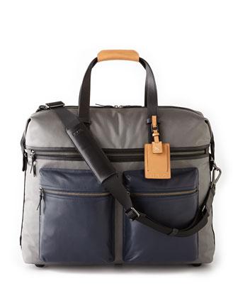 Marine Dopp Kit & Kessler Duffel Bag