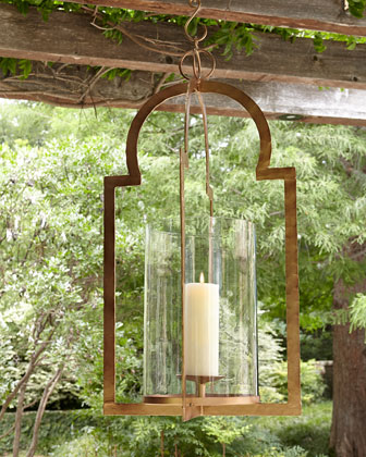Outdoor Hurricane Lantern