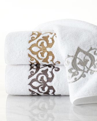 Arabesque Roma Towels