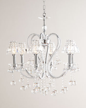Ashington Six-Light Chandelier