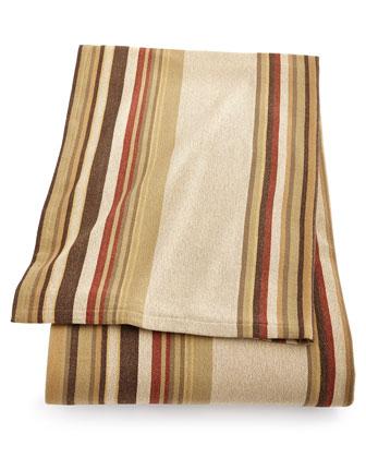 Bellosguardo Striped Queen Blanket