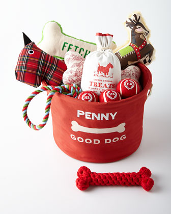 Ultimate Toy Basket, Personalized