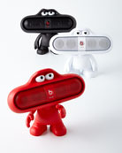 Beats Pill Dude with Speaker
