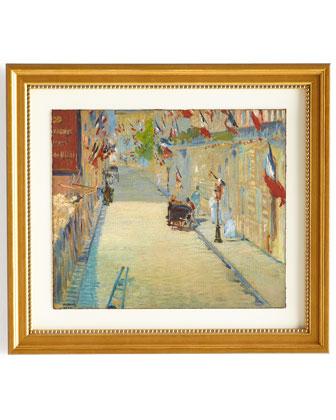 Art Francaise Wall Gallery