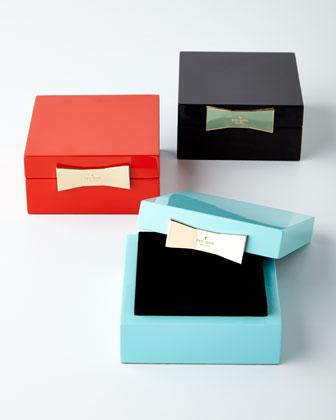 Garden Drive Jewelry Box
