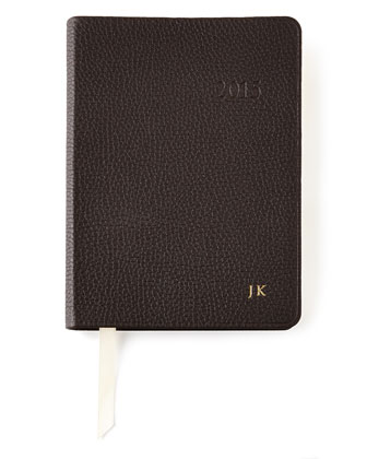 2015 Personalized Dated Notebook