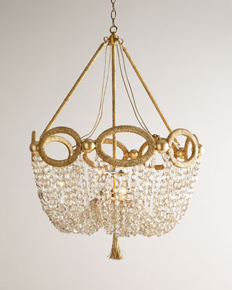 Fiona Four-Light Chandelier