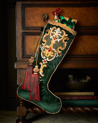 Palazza Christmas Stocking