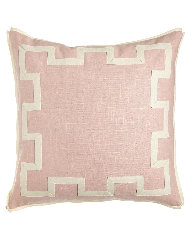 Jefferson European Sham, Blush (Pink) - Legacy Home