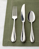 20-Piece Austen Personalized Flatware Service