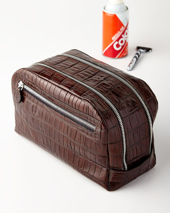 Luxe Triple Travel Bag
