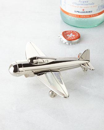 Airplane Barware